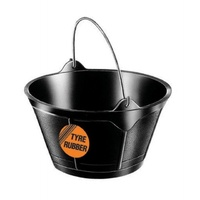 Tubtrug Tyre Rubber Super Horse Feed Bucket Equine Stable B4 10L image